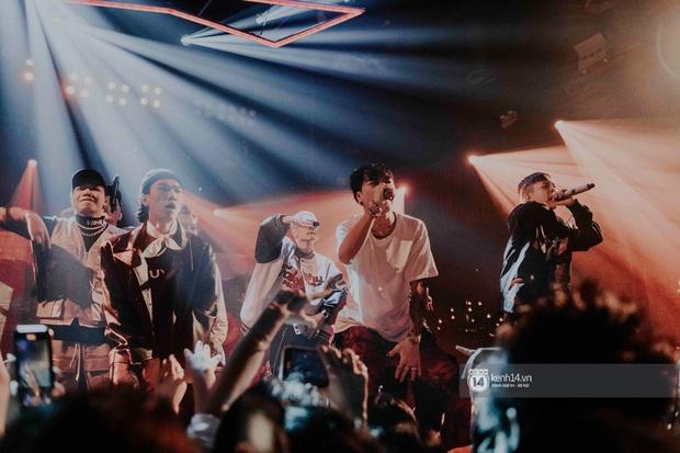 Nguyên team SpaceSpeakers dạt sang hết, nhường sân khấu cho dàn gà cưng Binz tạo nên đêm liveshow chơi hệ Hip-hop quá dữ! - Ảnh 6.