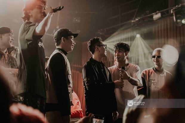 Nguyên team SpaceSpeakers dạt sang hết, nhường sân khấu cho dàn gà cưng Binz tạo nên đêm liveshow chơi hệ Hip-hop quá dữ! - Ảnh 1.