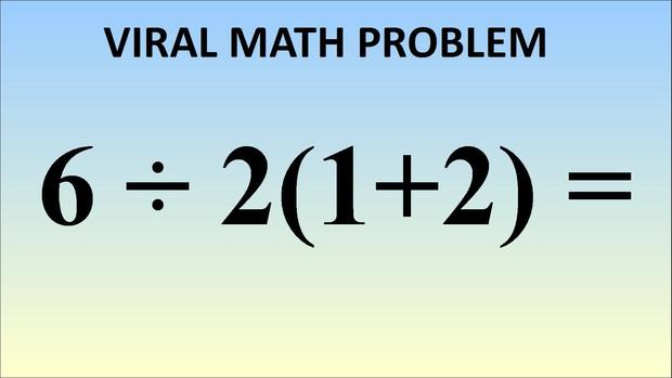 Chỉ một bài toán đơn giản nhưng khiến MXH nước Anh chia làm 2 phe cãi nhau ỏm tỏi, thử xem đáp án của bạn là gì? - Ảnh 1.