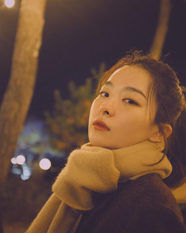 Seulgi (Red Velvet) thu về triệu tim chỉ nhờ bộ ảnh lá vàng mùa Thu, netizen tưởng hình tạp chí nhưng sự thật lại gây ngỡ ngàng - Ảnh 9.