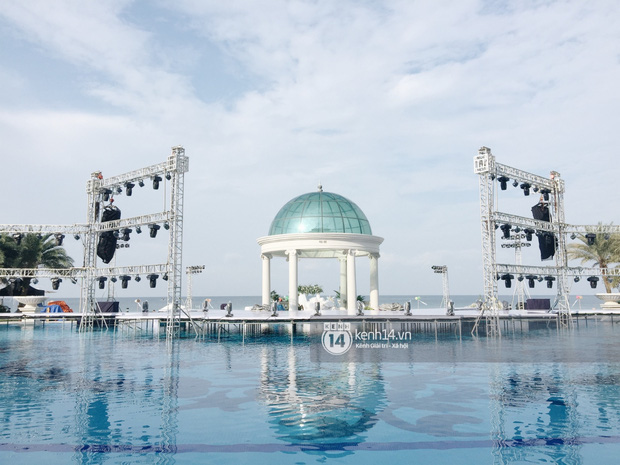 """2 siêu đám cưới hot nhất Vbiz tại Phú Quốc: Đông Nhi và Công Phượng đều mời dàn khách khủng, khung cảnh hôn lễ đẹp """"lả người"""" - Ảnh 7."""