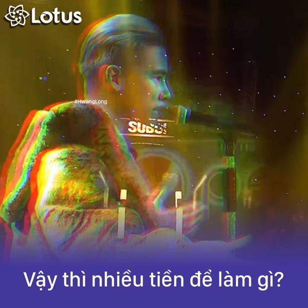 Điểm lại 14 câu tạo trend của Rap Việt! - Ảnh 5.