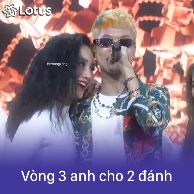 Điểm lại 14 câu tạo trend của Rap Việt! - Ảnh 12.