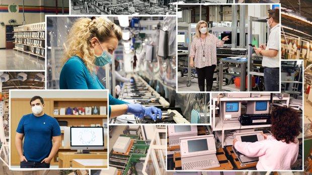 Ngắm văn phòng 40 năm tuổi - Trụ sở đầu tiên của Apple tại châu Âu - Ảnh 1.