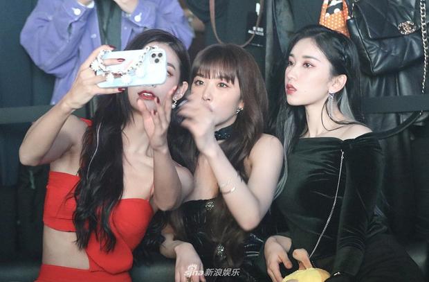 3 học trò của Lisa hội ngộ chung 1 khung hình: Không hổ danh top visual show sống còn, Khổng Tuyết Nhi bị chụp dìm vẫn hot - Ảnh 2.