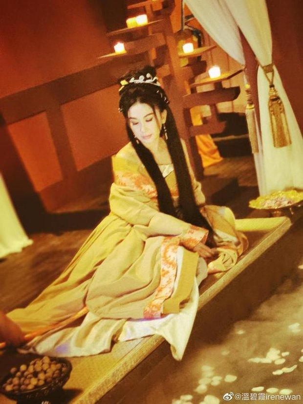 Đát Kỷ sexy nhất màn ảnh Ôn Bích Hà tái hiện vai diễn huyền thoại ở tuổi 54, netizen hú vía chị hack thời gian à! - Ảnh 3.