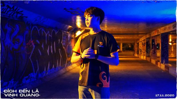 Team Flash bắt trend rap công bố đội hình cực chất, thể hiện tham vọng trở lại với mục tiêu vô địch AIC 2020 - Ảnh 4.