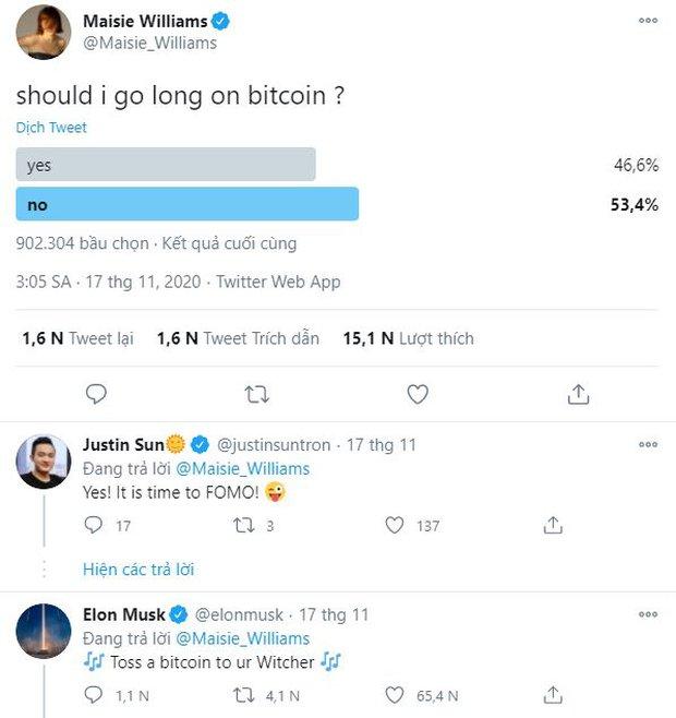 Elon Musk cho rằng Bitcoin là đồng tiền ma quỷ - Ảnh 1.