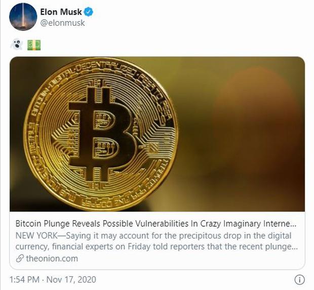 Elon Musk cho rằng Bitcoin là đồng tiền ma quỷ - Ảnh 2.