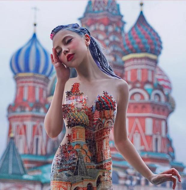 Nàng hotgirl xinh đẹp người Nga sở hữu gần 5 triệu follower trên MXH, vào tài khoản cá nhân ai cũng giật mình vì loạt ảnh quái dị - Ảnh 9.
