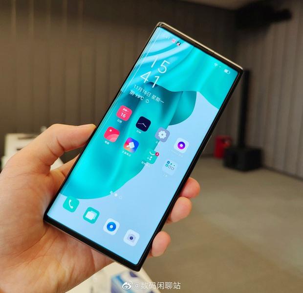 OPPO ra mắt X 2021: Smartphone với màn hình có thể cuộn lại đầu tiên trên thế giới - Ảnh 5.