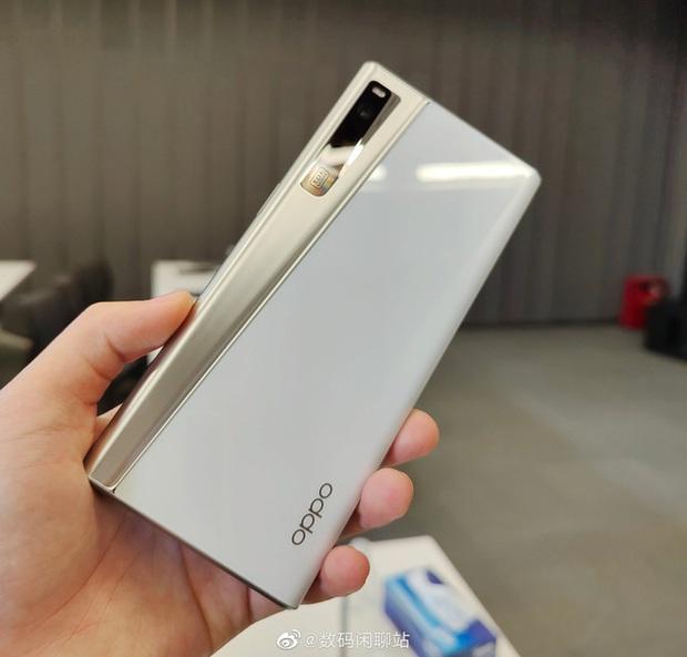 OPPO ra mắt X 2021: Smartphone với màn hình có thể cuộn lại đầu tiên trên thế giới - Ảnh 8.