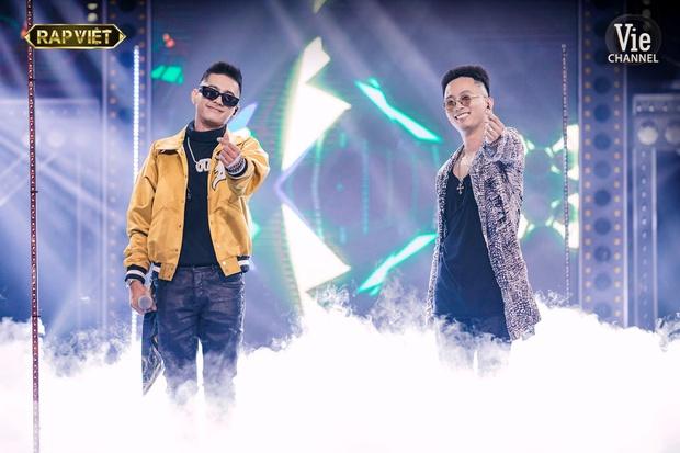 Sân khấu kết hợp giám khảo Rap Việt: Dàn sao quá trưng trổ, thí sinh càng dễ bay màu - Ảnh 6.