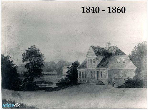 Ngôi nhà từ thế kỷ 18 của cô gái Việt ở Đan Mạch: Là di tích lịch sử, bất ngờ lớn nhất nằm ở mái nhà - Ảnh 1.