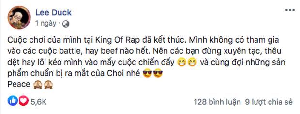 Không phải Quán quân ICD, đây mới là thí sinh khiến HIEUTHUHAI sợ tại King Of Rap - Ảnh 5.