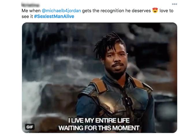 Michael B. Jordan được chọn là Người đàn ông quyến rũ nhất 2020, fan hè nhau ôn lại cảnh lột áo nóng bỏng ở Black Panther - Ảnh 7.