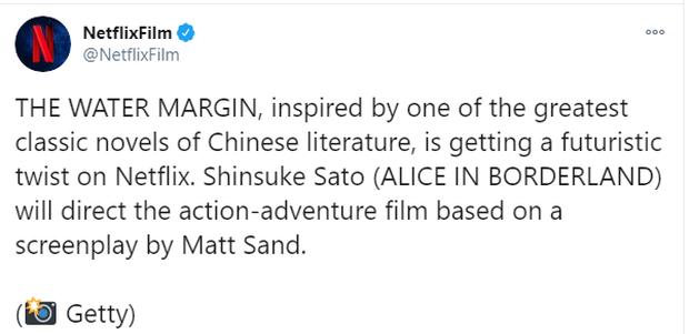 Fan Thủy Hử sôi máu trước tin được Hollywood làm phim, lỡ thành Mulan thứ 2 thì tiêu đời tác phẩm kinh điển? - Ảnh 2.