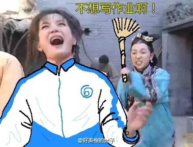 Sẵn dịp Ngũ a ca phá đảo hot search, loạt meme Hoàn Châu Cách Cách kinh điển bị đào lại hài té khói - Ảnh 9.