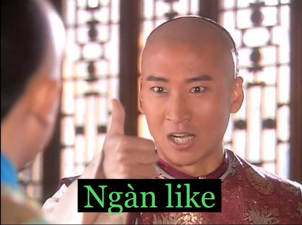 Sẵn dịp Ngũ a ca phá đảo hot search, loạt meme Hoàn Châu Cách Cách kinh điển bị đào lại hài té khói - Ảnh 23.