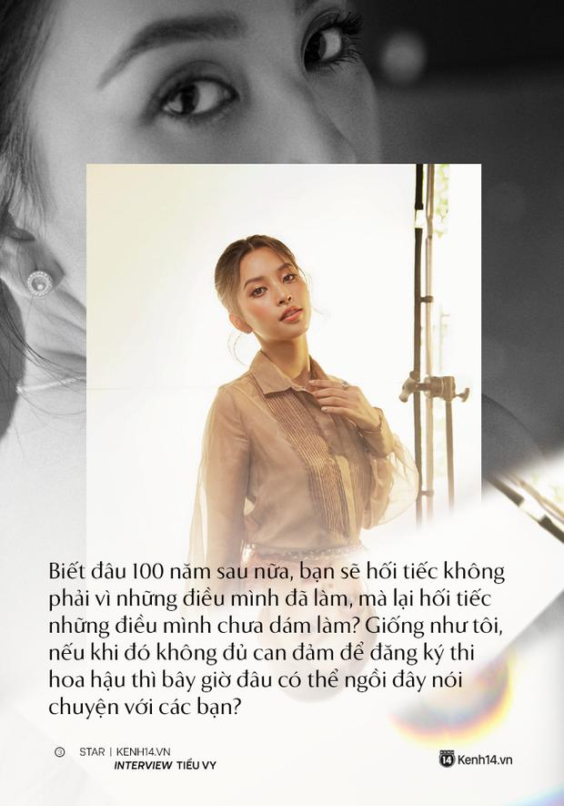 Hoa hậu Tiểu Vy: Tôi vẫn phải đối mặt với những lời phán xét, cũng khóc, cũng buồn, nhưng cuối cùng mình cũng tìm cách bước qua - Ảnh 7.