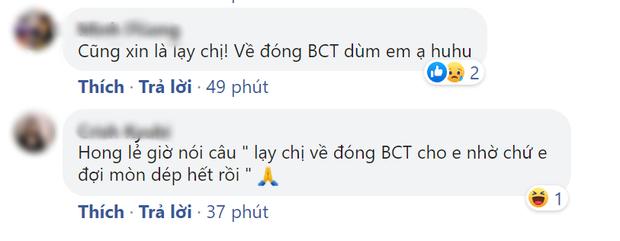 Mới nghe đồn Xa Thi Mạn về lại với TVB, fan đã rớt nước mắt: Chị phải đóng Bằng Chứng Thép 5 đấy nhá! - Ảnh 4.