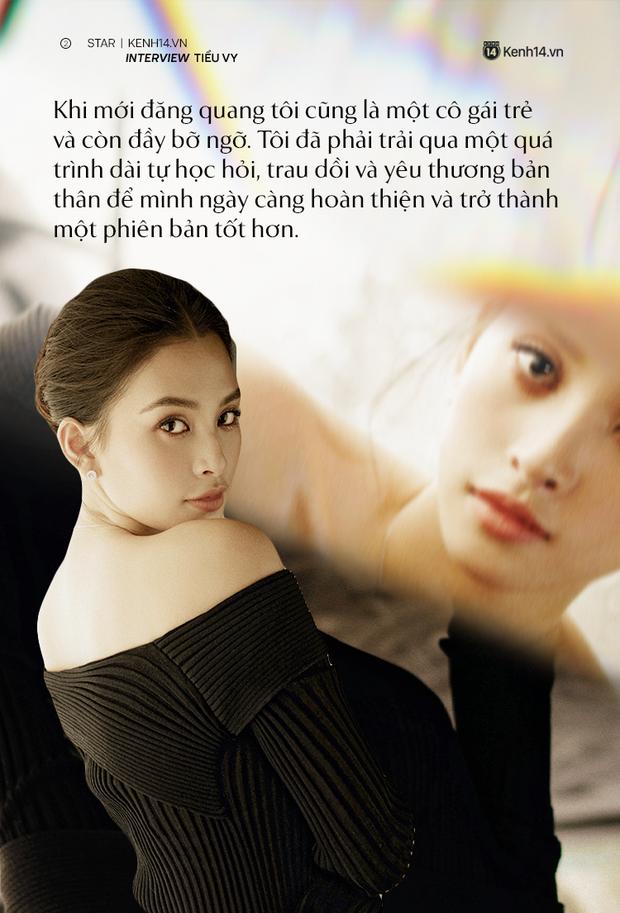 Hoa hậu Tiểu Vy: Tôi vẫn phải đối mặt với những lời phán xét, cũng khóc, cũng buồn, nhưng cuối cùng mình cũng tìm cách bước qua - Ảnh 9.