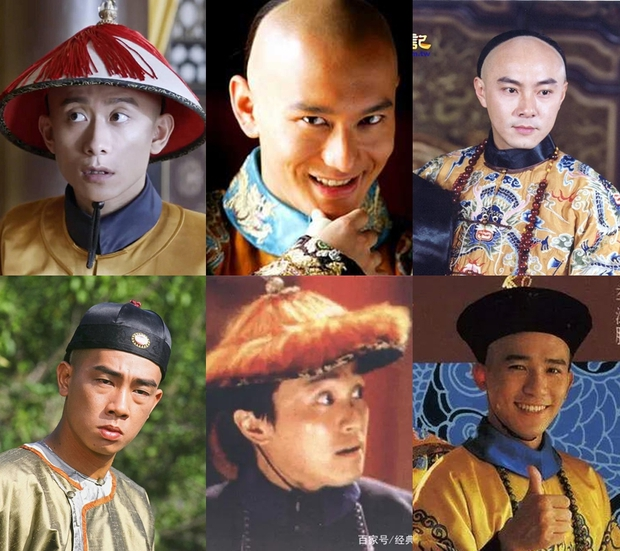 6 chàng Vi Tiểu Bảo của Cbiz: Huỳnh Hiểu Minh đen tình đỏ nghiệp, Châu Tinh Trì nợ đầm đìa, bạn thân Dương Tử bị chê nhất - Ảnh 2.