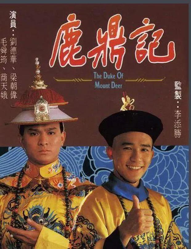 6 chàng Vi Tiểu Bảo của Cbiz: Huỳnh Hiểu Minh đen tình đỏ nghiệp, Châu Tinh Trì nợ đầm đìa, bạn thân Dương Tử bị chê nhất - Ảnh 9.