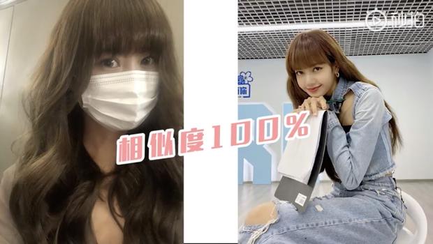 Kiểu tóc bob của Lisa ngày càng hot: Gái Trung đang ồ ạt cắt nhuộm theo để có visual như búp bê - Ảnh 4.