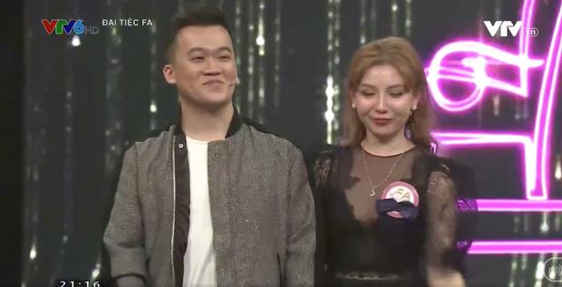Minh Vẹo lên gameshow tìm người yêu, nguyên team Welax hợp sức giúp bạn cua được gái Nga xinh xắn - Ảnh 9.