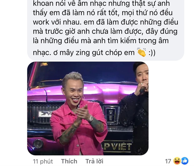 Netizen thay mặt Binz ơ mây zing gút chóp em khi hay tin Châu Bùi debut làm ca sĩ - Ảnh 2.