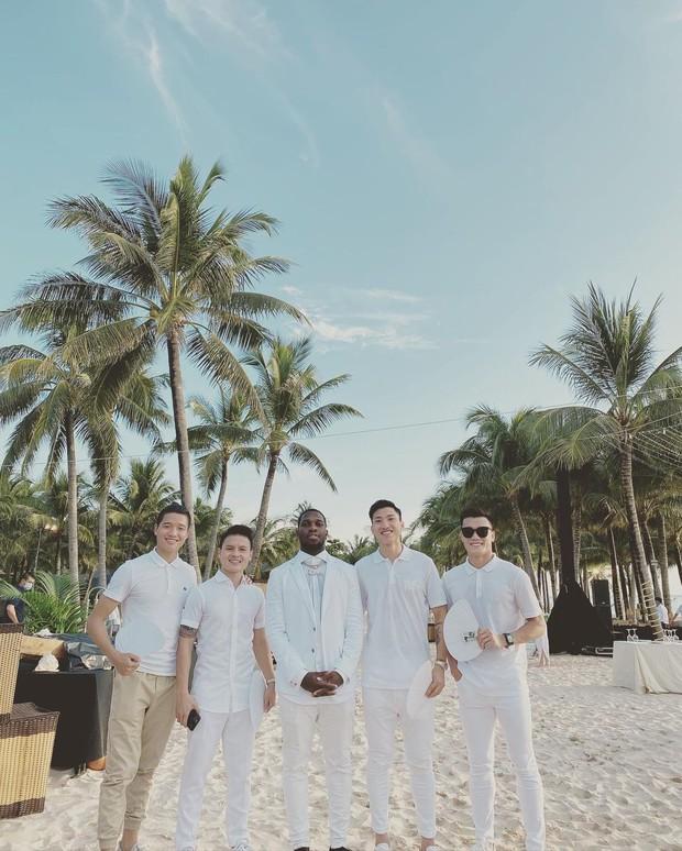 Hội khách mời nam thần xả vai hậu đám cưới Công Phượng, tầm này Instagram của ai người đó đẹp - Ảnh 3.