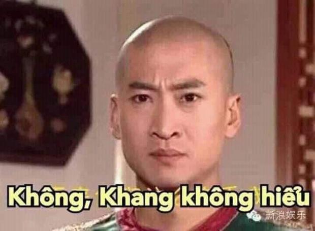 Sẵn dịp Ngũ a ca phá đảo hot search, loạt meme Hoàn Châu Cách Cách kinh điển bị đào lại hài té khói - Ảnh 16.