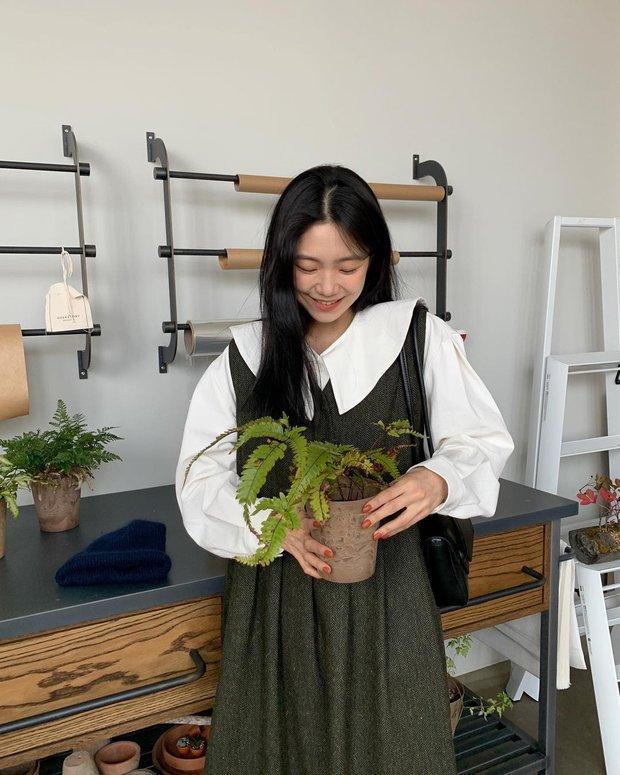 Những chiếc áo bánh bèo đang chiếm sóng Instagram sao Việt dạo này, nhìn rườm rà vậy thôi chứ dễ mix đồ lắm - Ảnh 9.