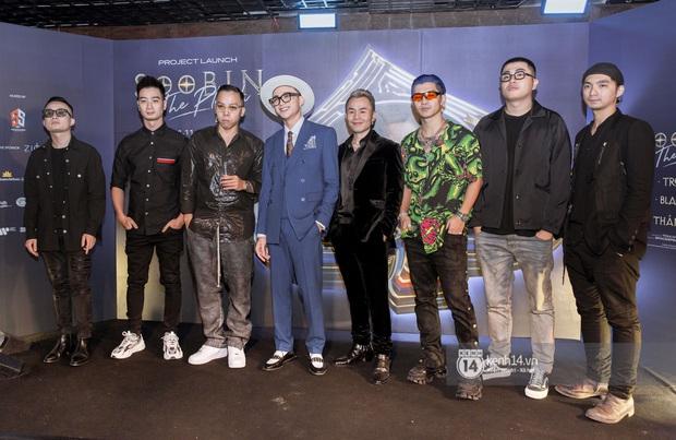 Soobin Hoàng Sơn chính thức đổi nghệ danh, sẵn tiện cũng ờ mây zing gút chóp cà khịa Binz ngay tại buổi họp báo ra mắt E.P The Playah - Ảnh 3.