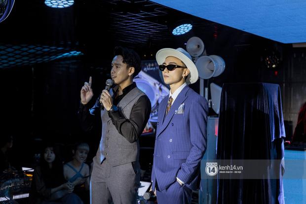 Soobin Hoàng Sơn chính thức đổi nghệ danh, sẵn tiện cũng ờ mây zing gút chóp cà khịa Binz ngay tại buổi họp báo ra mắt E.P The Playah - Ảnh 10.
