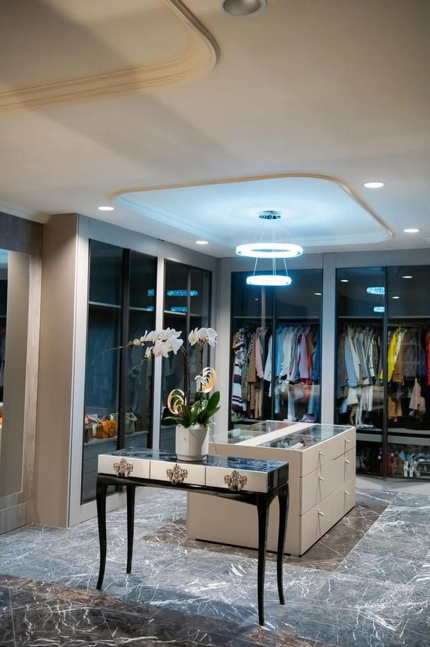 Mãn nhãn không gian biệt thự bạc tỷ của Lã Thanh Huyền: Rộng hàng trăm m2, sang như khách sạn, sân vườn chiếm spotlight - Ảnh 7.