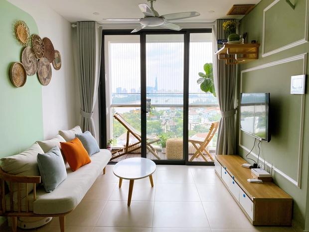 Trong tay chỉ có 500 triệu nhưng cặp vợ chồng vẫn chốt đơn 1 căn chung cư 80m2, view Sài Gòn cực xịn - Ảnh 1.