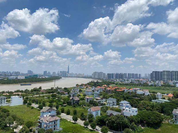 Trong tay chỉ có 500 triệu nhưng cặp vợ chồng vẫn chốt đơn 1 căn chung cư 80m2, view Sài Gòn cực xịn - Ảnh 2.