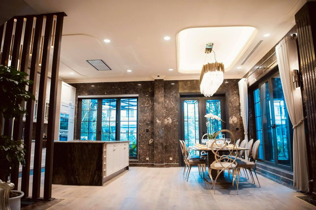 Mãn nhãn không gian biệt thự bạc tỷ của Lã Thanh Huyền: Rộng hàng trăm m2, sang như khách sạn, sân vườn chiếm spotlight - Ảnh 5.
