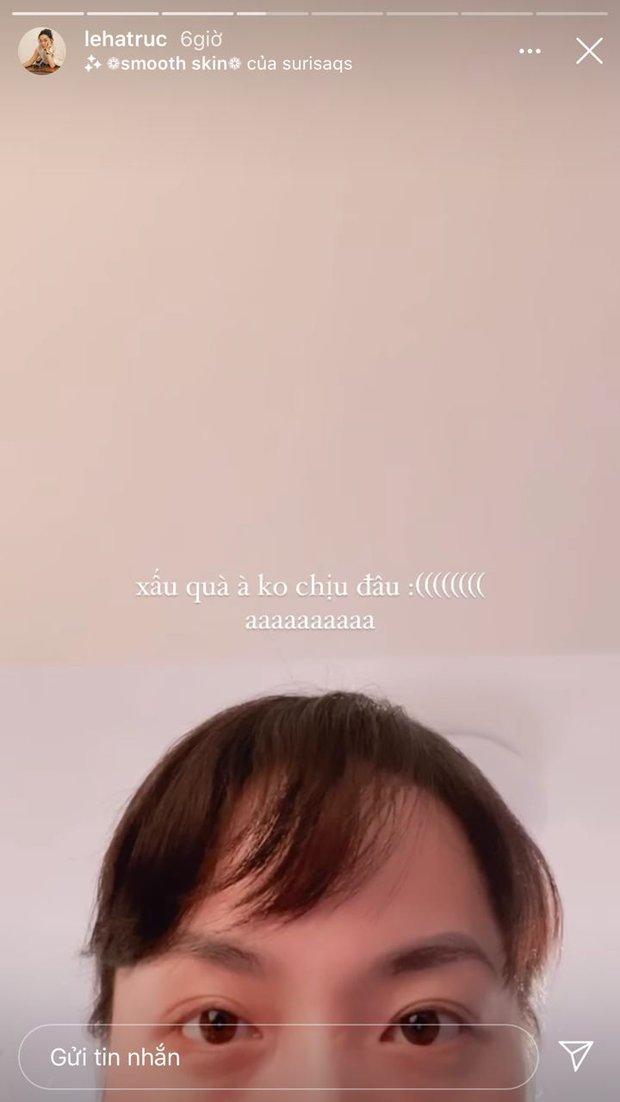 """Quang Đạt nối dài series """"dìm hàng"""" bạn gái, thái độ cực kì """"lồi lõm"""" khi Hà Trúc cắt tóc fail - Ảnh 1."""
