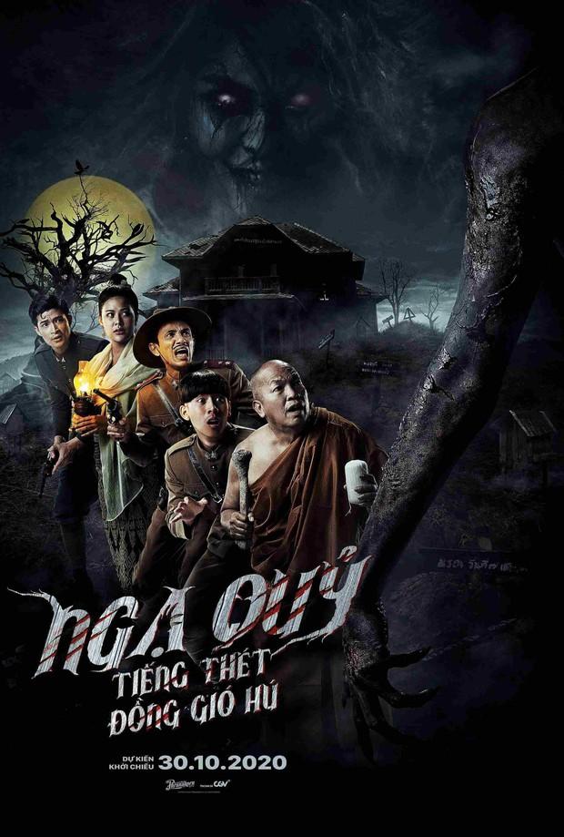 """Ra rạp ngày nhà giáo 20/11 mà toàn phim kinh dị: Hoàng Thùy Linh hay mỹ nữ sát nhân đều """"căng cực"""", tha hồ quẹo lựa! - Ảnh 9."""