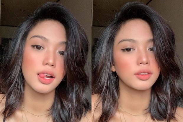 """Hotgirl Philippines bỗng sốt rần rần trên MXH vì trông không khác gì em gái thất lạc của """"streamer bạc tỉ"""" Linh Ngọc Đàm - Ảnh 7."""