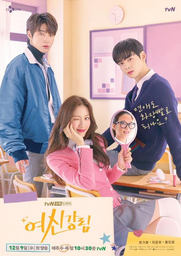 Cha Eun Woo tiết lộ lý do hốt vai True Beauty: Mấy anh em ASTRO kháo nhau nam chính webtoon giống tui lắm! - Ảnh 5.
