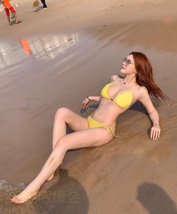 Nữ người mẫu, streamer siêu vòng một thường xuyên khoe hình ảnh gợi cảm lên sóng và cái kết... hối không kịp - Ảnh 3.