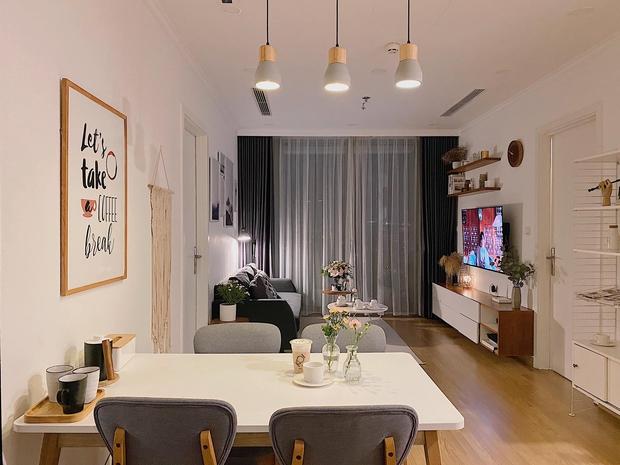 Cặp vợ chồng trẻ đi khắp Hà Nội tìm đồ decor cho căn hộ Vinhomes, nhìn cực sáng và sang - Ảnh 3.
