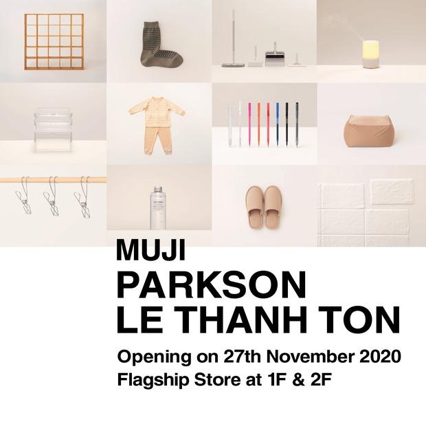 MUJI khai trương cửa hàng flagship đầu tiên tại Việt Nam vào đúng Black Friday 27/11 - Ảnh 2.
