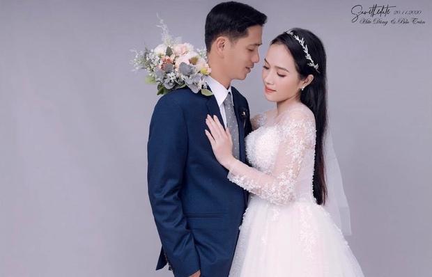 Đám cưới định mệnh hot rần rần MXH: Bị xử lý vi phạm giao thông, hơn 1 năm sau cô gái cưới luôn... anh cảnh sát - Ảnh 3.