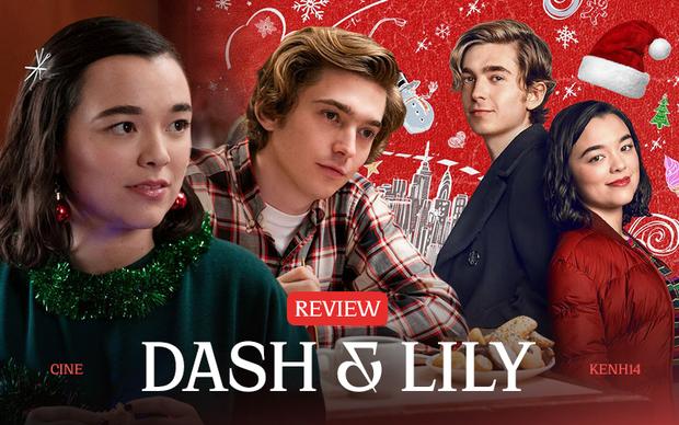 Dash & Lily - Truyền nhân mới của Emily Ở Paris: Ngộ nghĩnh, kì khôi nhưng cuốn cực với ai thèm Giáng Sinh! - Ảnh 1.