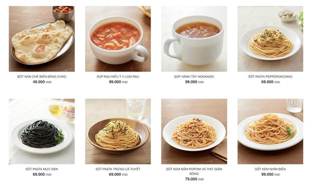 MUJI Việt Nam cập nhật catalog online: Vô vàn đồ gia dụng - nội thất, hay nhất là gia vị nấu ăn - đồ ăn vặt dưới 100k - Ảnh 8.